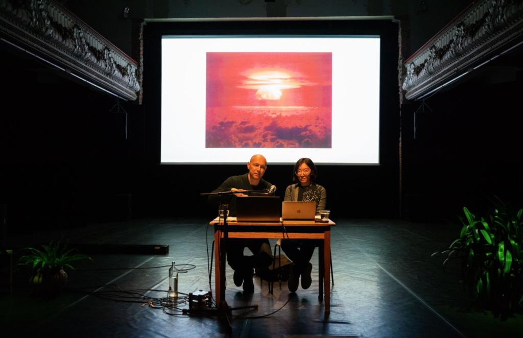 Alexis Destoop & Mi You, Contour Biennale 9, BE (2019)