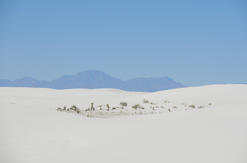 White Sands National Monument, New Mexico, US